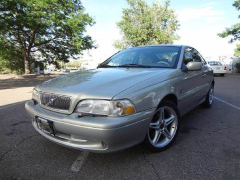 2001 Volvo C70 for sale at Modern Auto in Denver CO