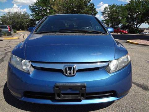 2007 Honda Civic for sale at Modern Auto in Denver CO