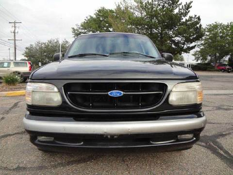 1996 Ford Explorer for sale at Modern Auto in Denver CO