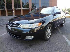 2001 Toyota Camry Solara for sale at Modern Auto in Denver CO