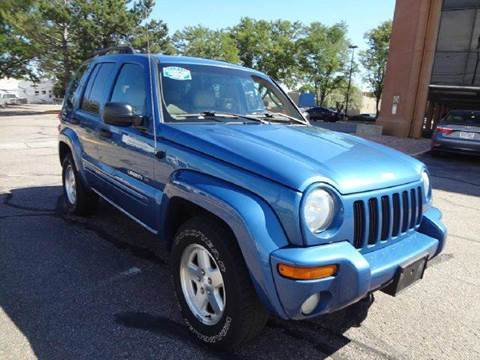 2003 Jeep Liberty for sale at Modern Auto in Denver CO