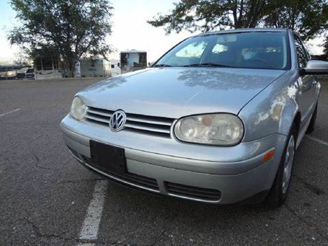 2005 Volkswagen Golf for sale at Modern Auto in Denver CO