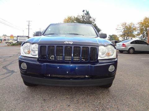 2006 Jeep Grand Cherokee for sale at Modern Auto in Denver CO