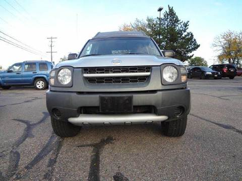 2003 Nissan Xterra for sale at Modern Auto in Denver CO