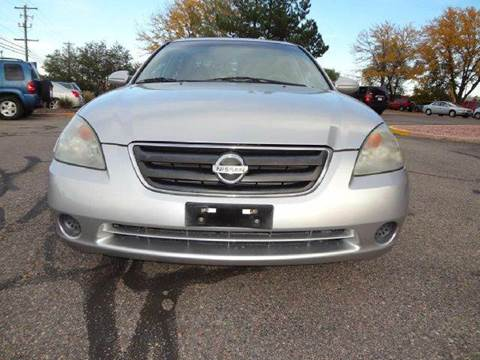 2003 Nissan Altima for sale at Modern Auto in Denver CO