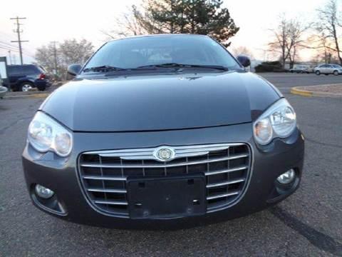 2004 Chrysler Sebring for sale at Modern Auto in Denver CO