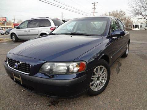 2003 Volvo S60 for sale at Modern Auto in Denver CO