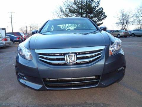 2012 Honda Accord for sale at Modern Auto in Denver CO