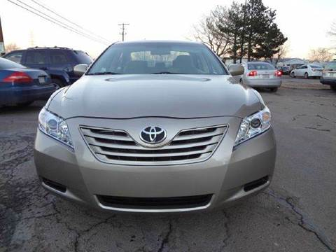 2007 Toyota Camry for sale at Modern Auto in Denver CO
