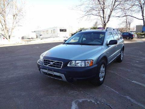 2005 Volvo XC70 for sale at Modern Auto in Denver CO