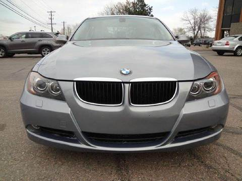 2007 BMW 3 Series for sale at Modern Auto in Denver CO