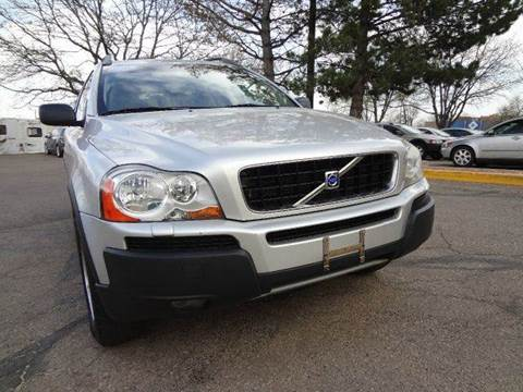 2004 Volvo XC90 for sale at Modern Auto in Denver CO