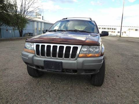 1999 Jeep Grand Cherokee for sale at Modern Auto in Denver CO