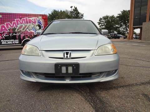 2003 Honda Civic for sale at Modern Auto in Denver CO