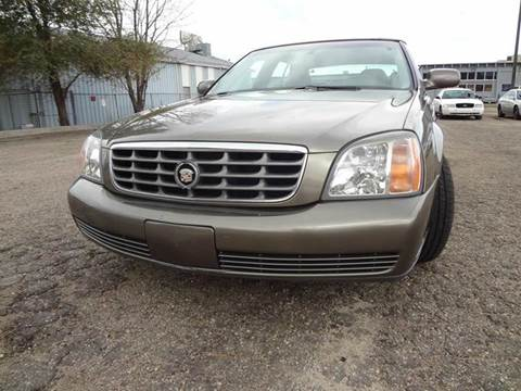 2001 Cadillac DeVille for sale at Modern Auto in Denver CO