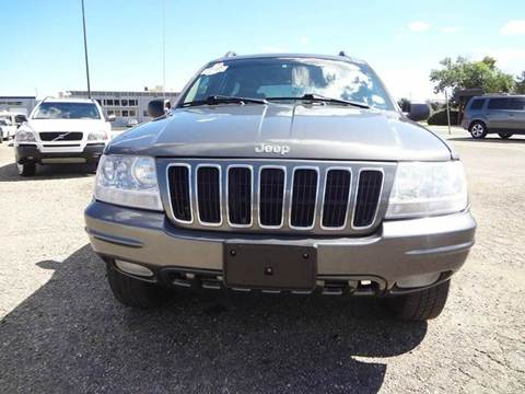 2003 Jeep Grand Cherokee for sale at Modern Auto in Denver CO