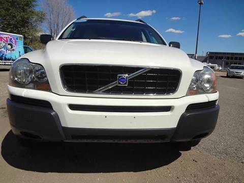 2003 Volvo XC90 for sale at Modern Auto in Denver CO