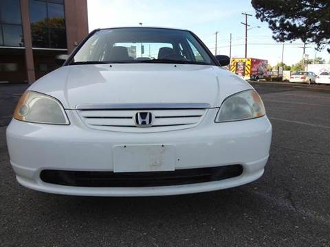 2002 Honda Civic for sale at Modern Auto in Denver CO