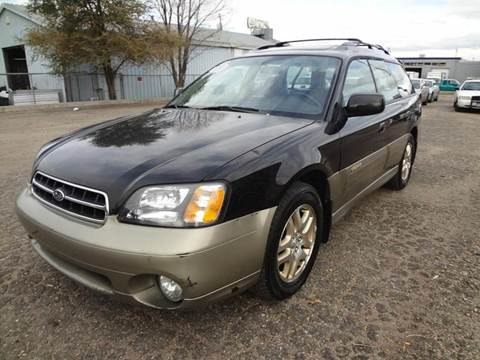 2000 Subaru Outback for sale at Modern Auto in Denver CO