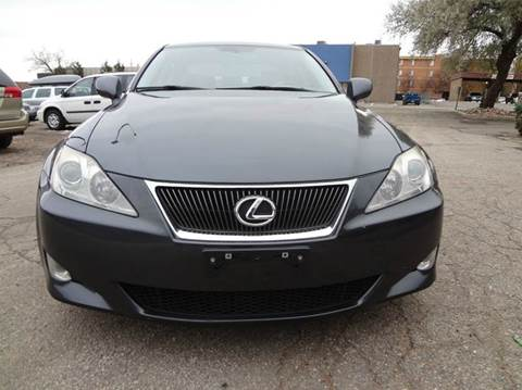 2006 Lexus IS 250 for sale at Modern Auto in Denver CO
