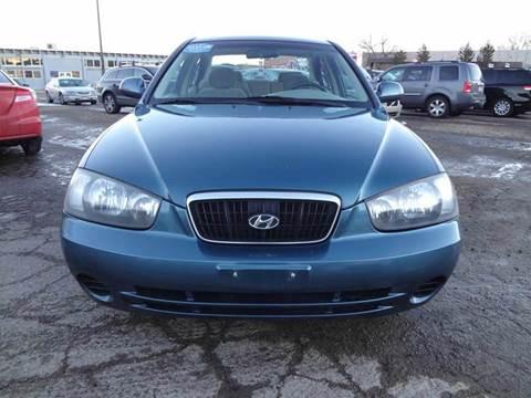 2003 Hyundai Elantra for sale at Modern Auto in Denver CO