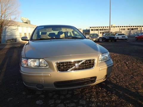 2005 Volvo S60 for sale at Modern Auto in Denver CO