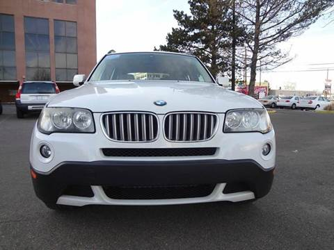 2007 BMW X3 for sale at Modern Auto in Denver CO