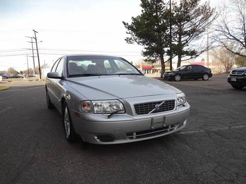 2004 Volvo S80 for sale at Modern Auto in Denver CO