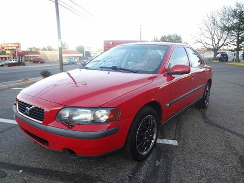 2002 Volvo S60 for sale at Modern Auto in Denver CO