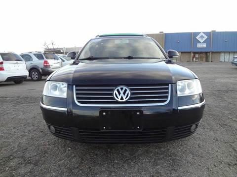 2005 Volkswagen Passat for sale at Modern Auto in Denver CO