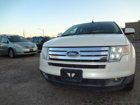 2008 Ford Edge for sale at Modern Auto in Denver CO