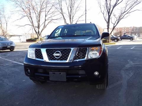 2007 Nissan Pathfinder for sale at Modern Auto in Denver CO
