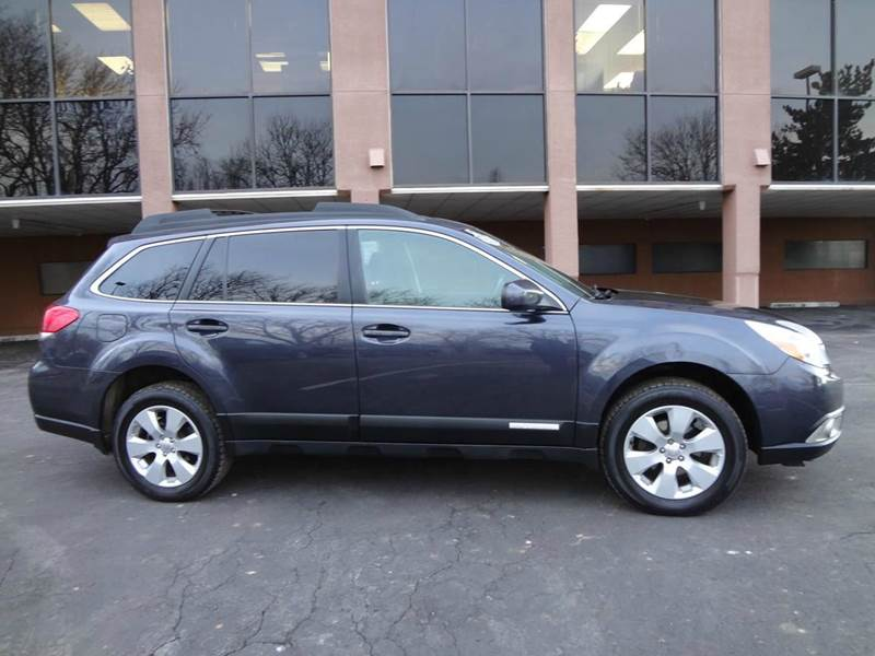2010 Subaru Outback Awd 25i Limited 4dr Wagon In Denver Co Modern