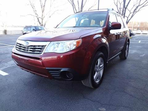 2010 Subaru Forester for sale at Modern Auto in Denver CO