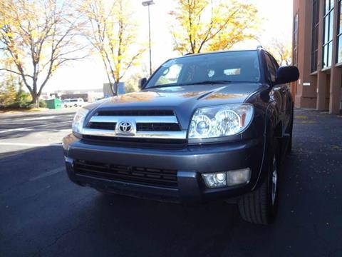 2005 Toyota 4Runner for sale at Modern Auto in Denver CO
