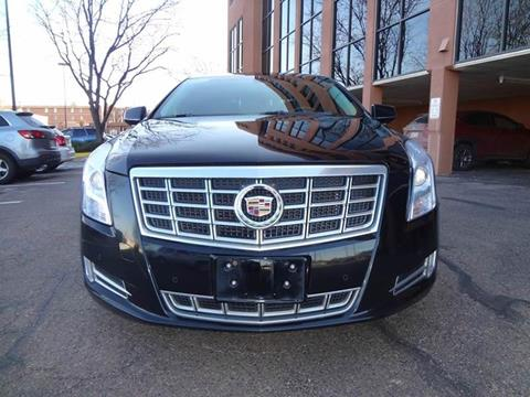 2015 Cadillac XTS for sale at Modern Auto in Denver CO