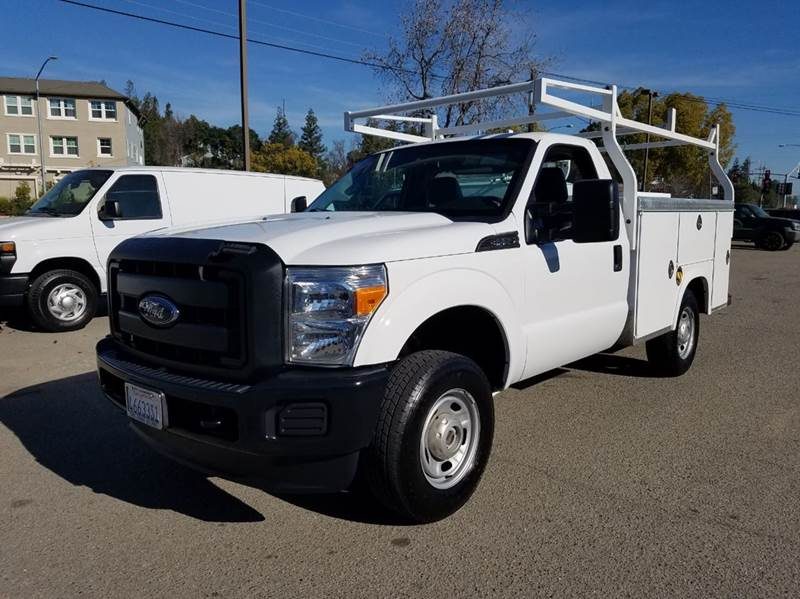 2015 Ford F-250 Super Duty for sale at Performance Motors in Livermore CA