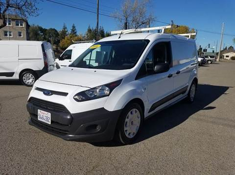 2016 Ford Transit Connect Cargo for sale at Performance Motors in Livermore CA