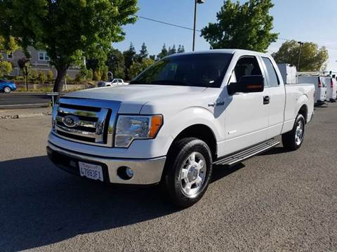 2012 Ford F-150 for sale at Performance Motors in Livermore CA
