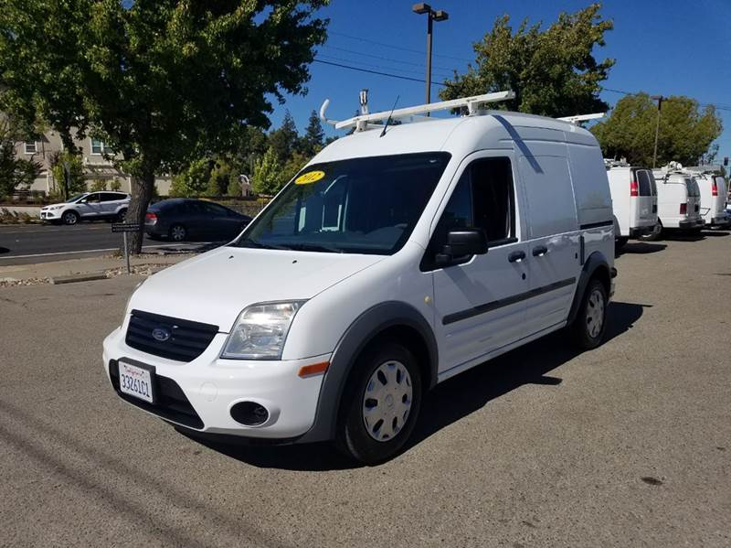 2012 Ford Transit Connect for sale at Performance Motors in Livermore CA