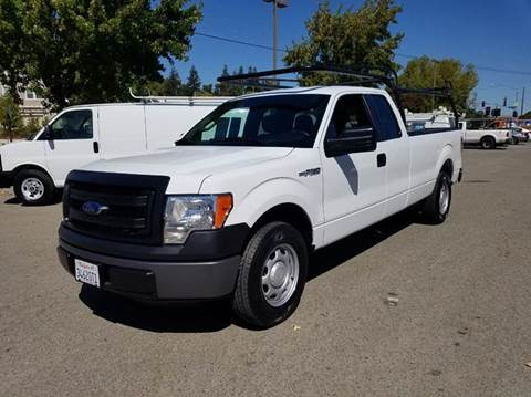 2014 Ford F-150 for sale at Performance Motors in Livermore CA