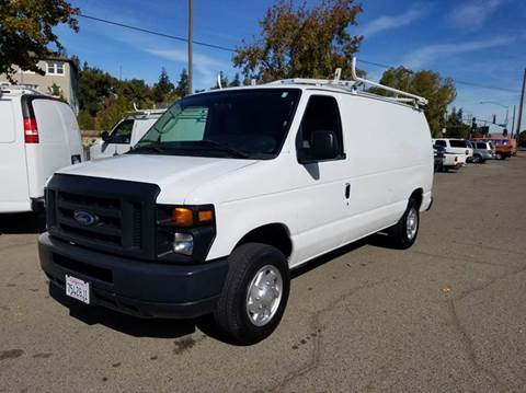 2013 Ford E-Series Cargo for sale at Performance Motors in Livermore CA