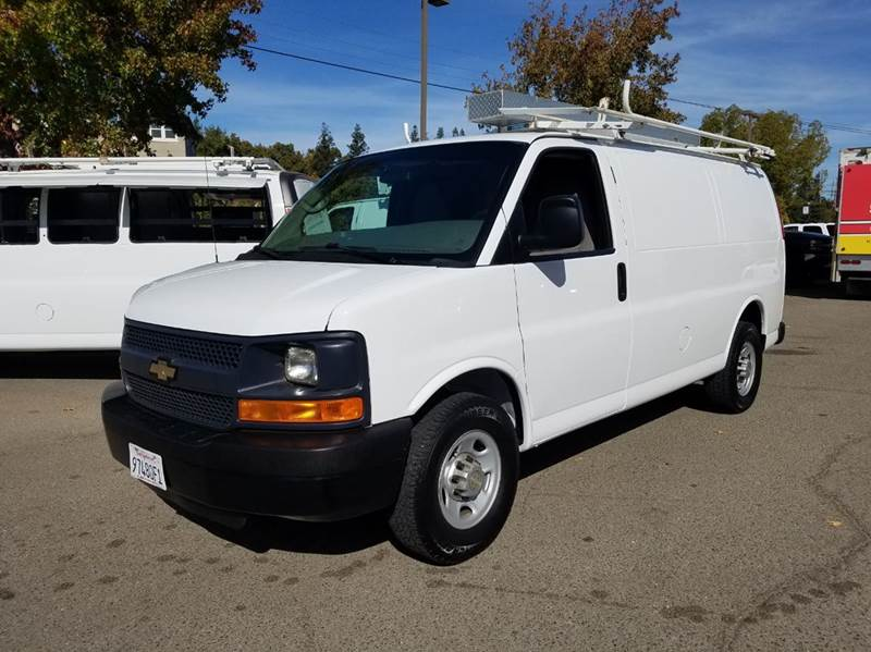2014 Chevrolet Express Cargo for sale at Performance Motors in Livermore CA