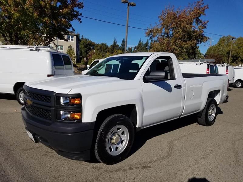 2015 Chevrolet Silverado 1500 for sale at Performance Motors in Livermore CA