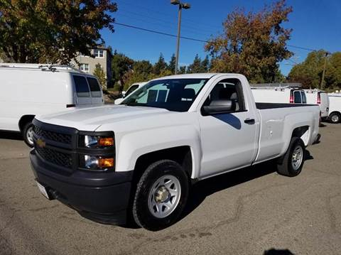 2015 Chevrolet Silverado 1500 for sale at Performance Motors in Livermore CA