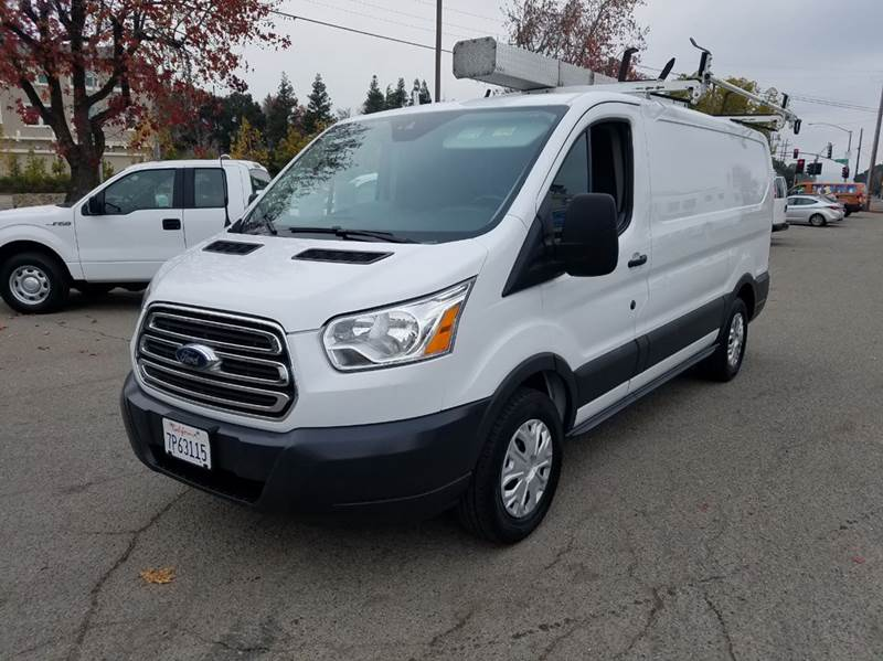 2015 Ford Transit Cargo for sale at Performance Motors in Livermore CA