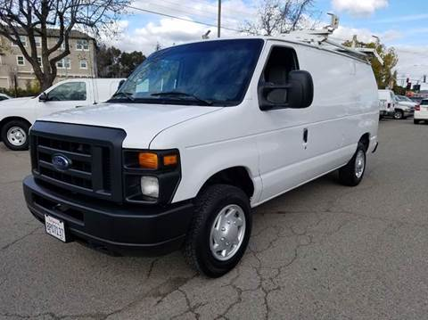 2014 Ford E-Series Cargo for sale at Performance Motors in Livermore CA
