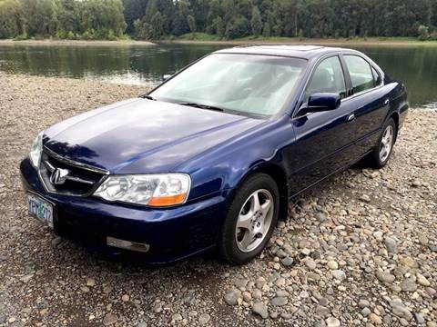 2002 Acura TL for sale in Gladstone, OR