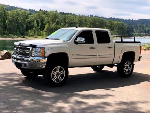 2013 Chevrolet Silverado 1500 SS Classic for sale in Gladstone, OR