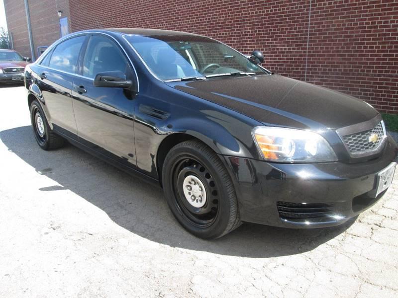 2012 Chevrolet Caprice Police 4dr Sedan W 1sb In Golden Valley Mn
